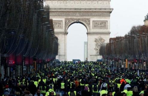 France Pledges Moves To Prevent $1B Economic Catastrophe