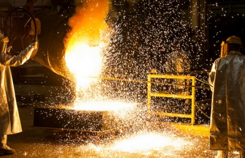 American Steel Downgraded As Trade War Escalates