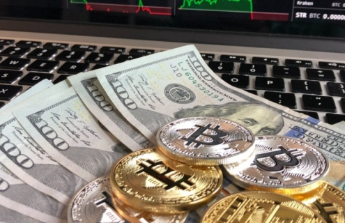 Bitcoin Could Challenge Gold As Major Asset Class