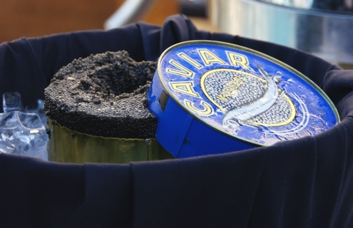 China: The New King Of Caviar