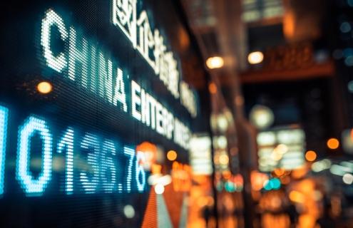 Chinese Stocks Rebound After Regulatory Scare