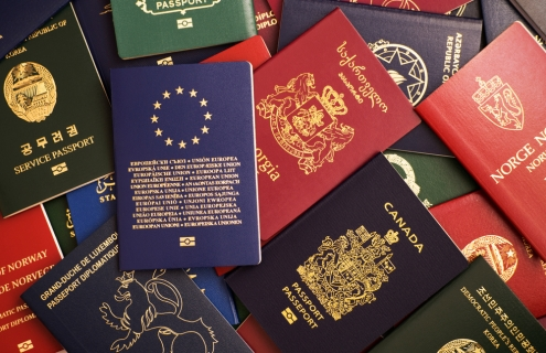 "The Super-Rich Are Investing In ""Pandemic Passports"