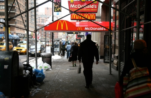 McDonalds To Roll Out Robot Drive-Thru Clerks