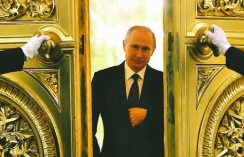 Vladimir Putin's Mysterious Fortune