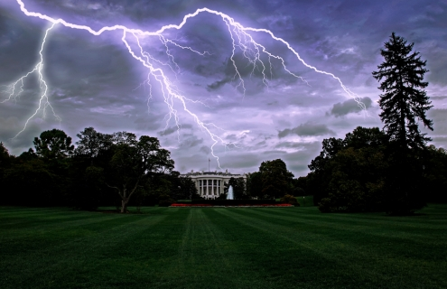 America's Multi-Front Meltdown