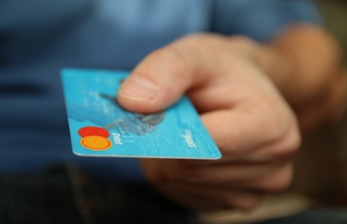 Credit Card Debt Plummets Amid COVID