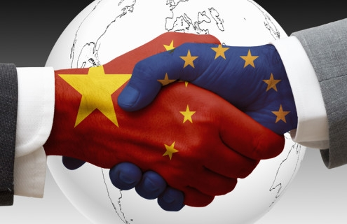 China Sidelines US As EU's New Top Trading Partner