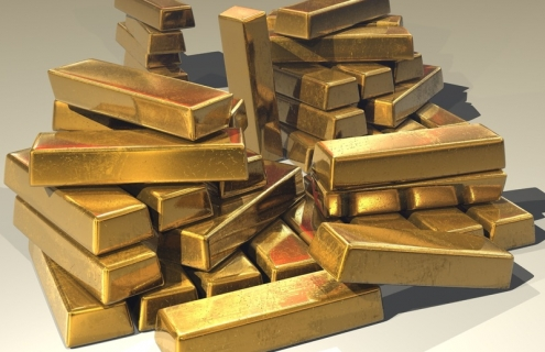 Gold Prices Fall On Record Global Production Estimates