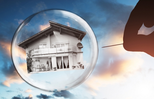 Is A New Housing Bubble Forming?