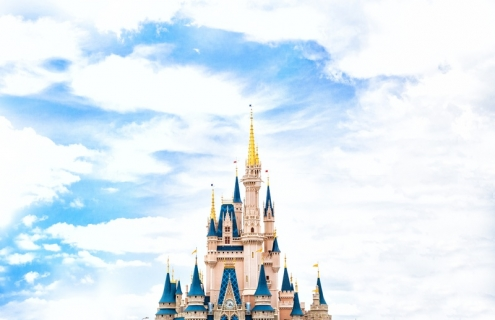 "Disney Heiress Asks ""Is There Such A Thing As Too Much?"""