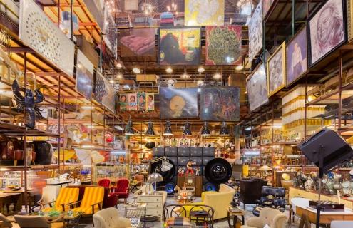 Banksy's Littered 'Monet' Sells for $10M