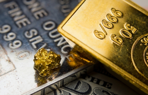 Precious Metals See Record Inflows As Investors Hedge Against Teetering Economy