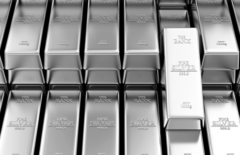 Silver Steadies Following Wild Week In Precious Metals Markets