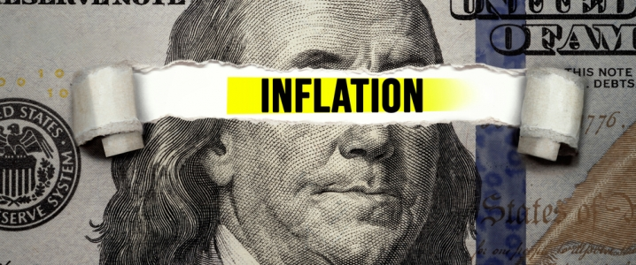 Markets Unfazed As Inflation Hits 13-Year High