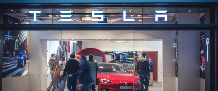 Tesla Boom