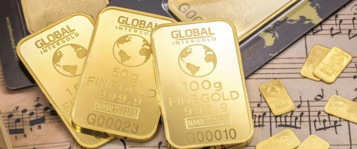 Gold Skyrockets