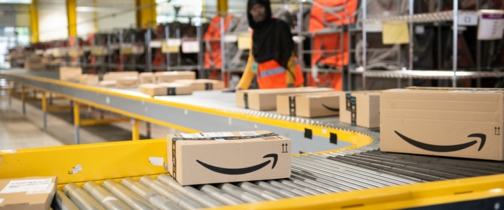 COVID Vaccine Distribution Would Be A Big Win For Amazon