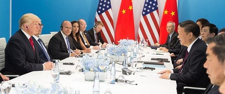Trump v Xi