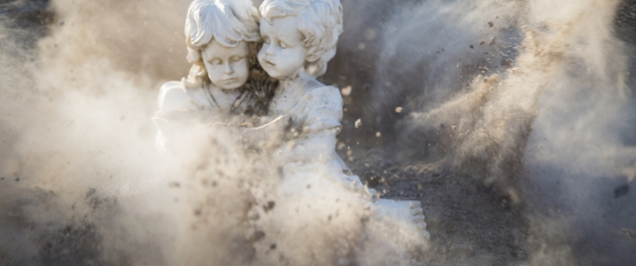 Statue Fairy Tale