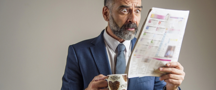 The Real Reason Your 401k Has Been Lagging